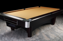 Pool Table Re-Assembly Service